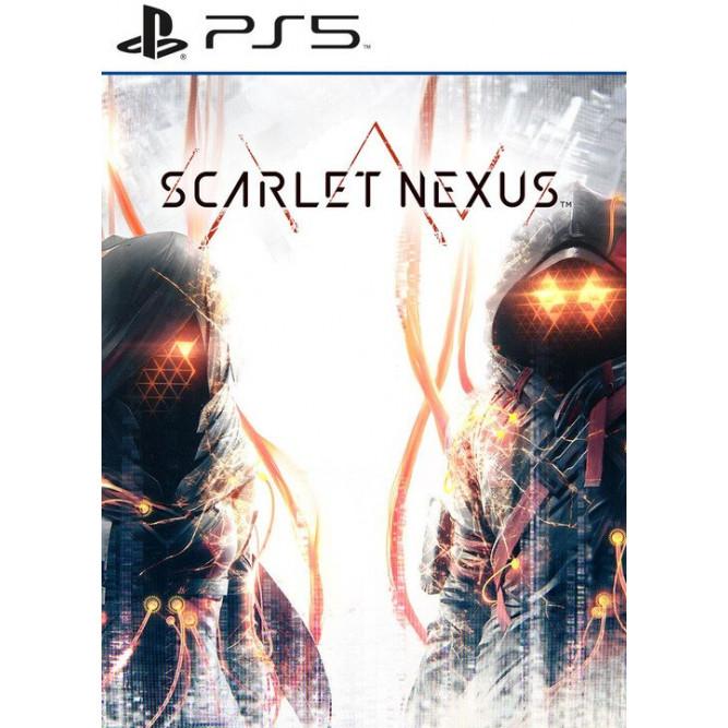 Игра Scarlet Nexus (PS5) (rus sub)