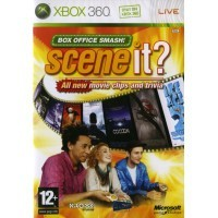 Игра Scene It? Box Office Smash (Полный комплект) (Xbox 360) б/у (eng)