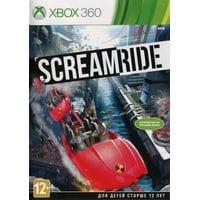 Игра ScreamRide (Xbox 360) б/у (rus)