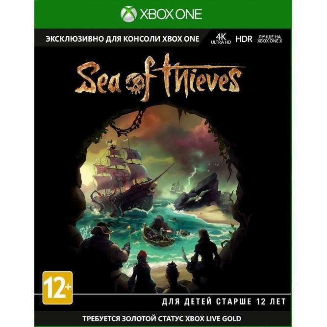 Игра Sea of Thieves (Xbox One) (rus sub)