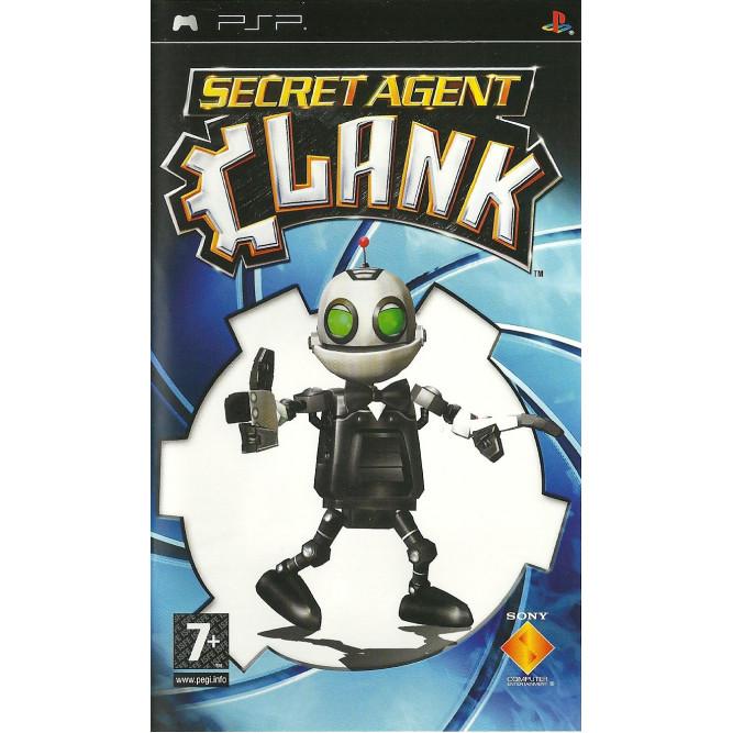 Игра Secret Agent Clank (PSP) (eng) б/у
