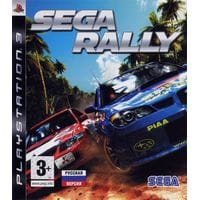 Игра SEGA Rally (PS3) (rus) б/у