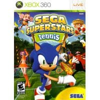 Игра SEGA Superstars Tennis (Xbox 360) б/у