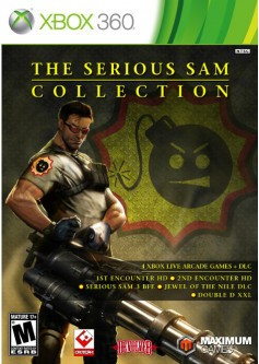 Игра Serious Sam Collection (Xbox 360) б/у