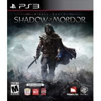Игра Middle-Earth: Shadow of Mordor (Средиземье: Тени Мордора) (PS3) б/у (rus sub)