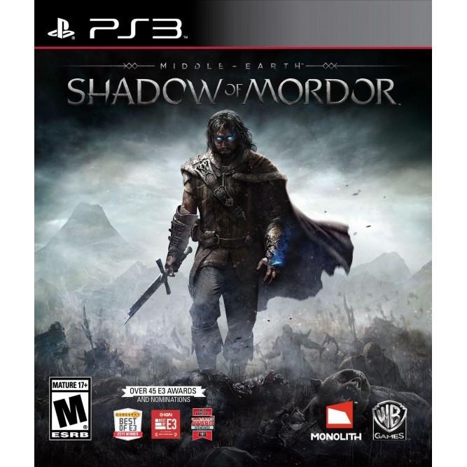 Игра Middle-Earth: Shadow of Mordor (Средиземье: Тени Мордора) (PS3) б/у (rus sub)