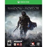 Игра Middle-Earth: Shadow of Mordor (Средиземье: Тени Мордора) (Xbox One) б/у (eng)