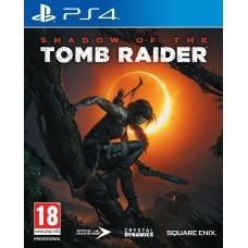 Игра Shadow of the Tomb Raider (PS4) (rus)