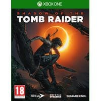 Игра Shadow of the Tomb Raider (Xbox One) б/у
