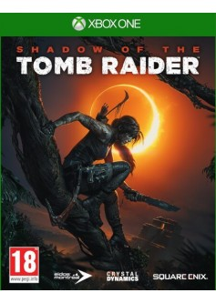 Игра Shadow of the Tomb Raider (Xbox One) (rus)