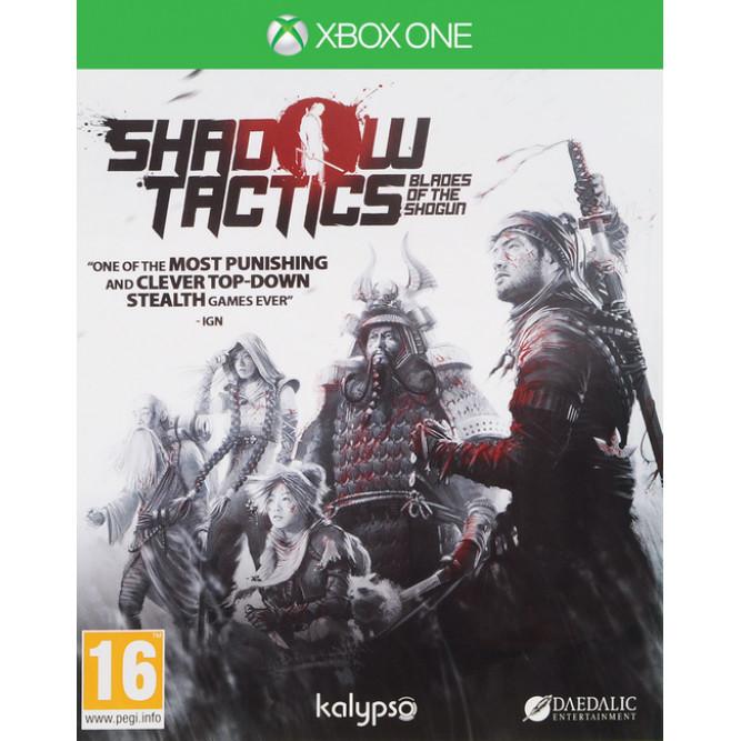 Игра Shadow Tactics: Blades of the Shogun (Xbox One) (eng) б/у