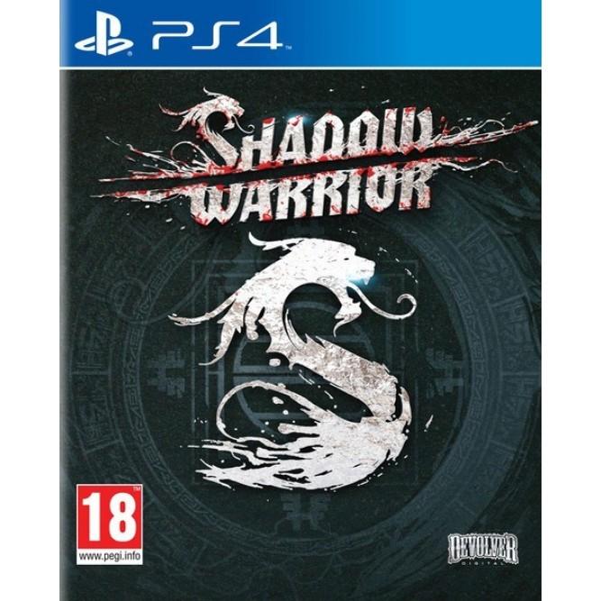 Игра Shadow Warrior (PS4) б/у (rus)