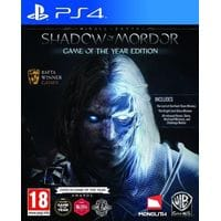 Игра Middle-Earth: Shadow of Mordor (Тени Мордора). Game of the Year Edition (PS4) (rus sub)