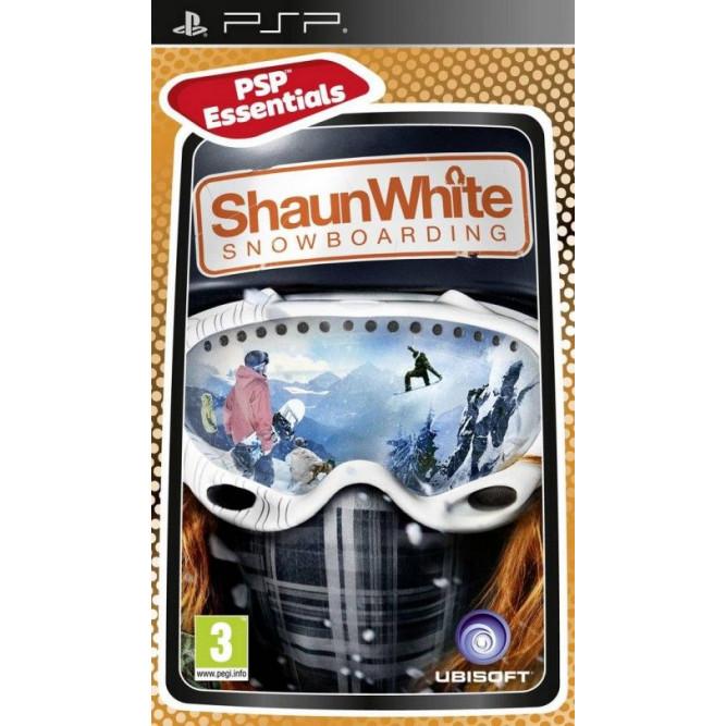 Игра Shaun White Snowboarding (PSP) (eng) б/у