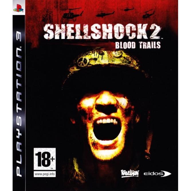 Игра Shellshock 2: Blood Trails (PS3) б/у