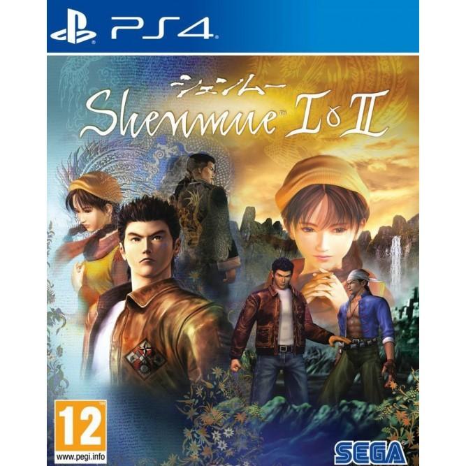 Игра Shenmue I & II (PS4) (eng)
