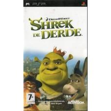 Игра Shrek The Third (PSP) б/у (eng)