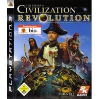 Игра Sid Meier's Civilization: Revolution (PS3) б/у