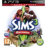 Игра The Sims 3: Питомцы (PS3) (rus) б/у