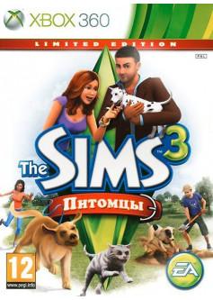 Игра The Sims 3: Питомцы (Xbox 360) (rus) б/у