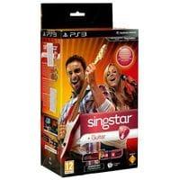 Игра SingStar: Guitar + 2 Микрофона (PS3) б/у (eng)