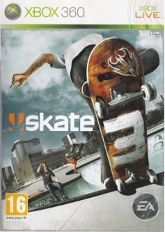 Игра skate 3 (Xbox 360) б/у