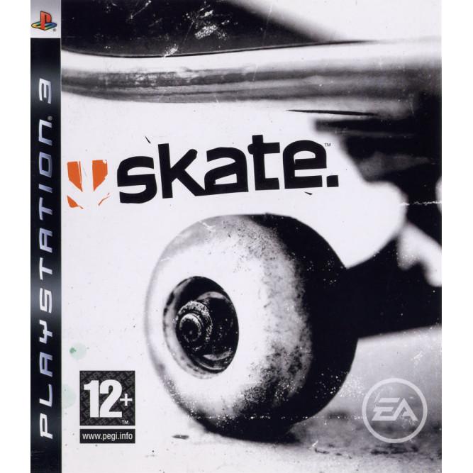 Игра skate (PS3) б/у