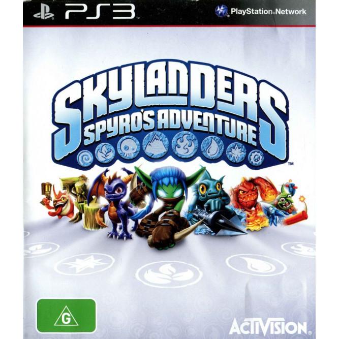 Игра Skylanders: Spyro's Adventure (только диск) (PS3) б/у