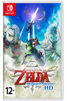 Игра The Legend of Zelda: Skyward Sword HD (Nintendo Switch) (rus sub)