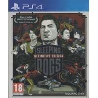 Игра Sleeping Dogs: Definitive Edition (PS4) (rus sub)