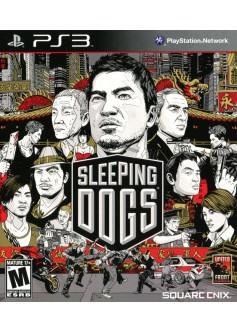 Игра Sleeping Dogs (PS3) б/у