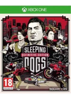 Игра Sleeping Dogs. Definitive Edition (Xbox One) б/у