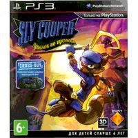 Игра Sly Cooper: Прыжок во времени (PS3) б/у (rus)