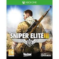 Игра Sniper Elite III: Afrika (Xbox One) (rus)