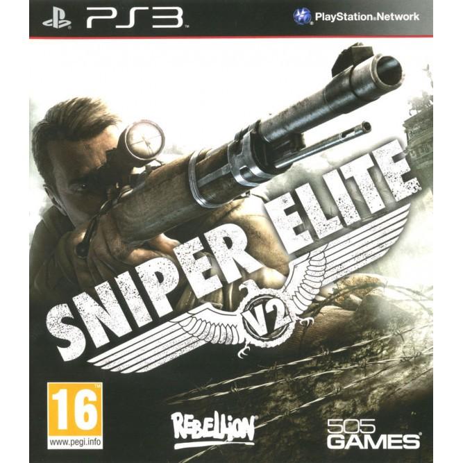 Игра Sniper Elite V2 (PS3) б/у (rus)