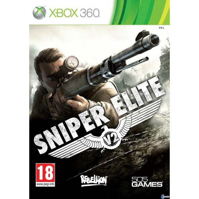 Игра Sniper Elite V2 (Xbox 360) (б/у)