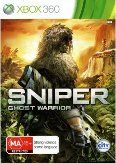 Игра Sniper: Ghost Warrior (Xbox 360) б/у