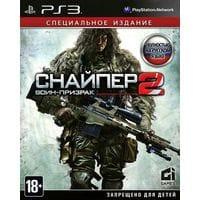 Игра Снайпер: Воин-призрак 2 (PS3) б/у