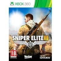 Игра Sniper Elite III (Xbox 360) б/у (rus)