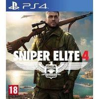 Игра Sniper Elite 4: Italia (PS4) б/у (rus)