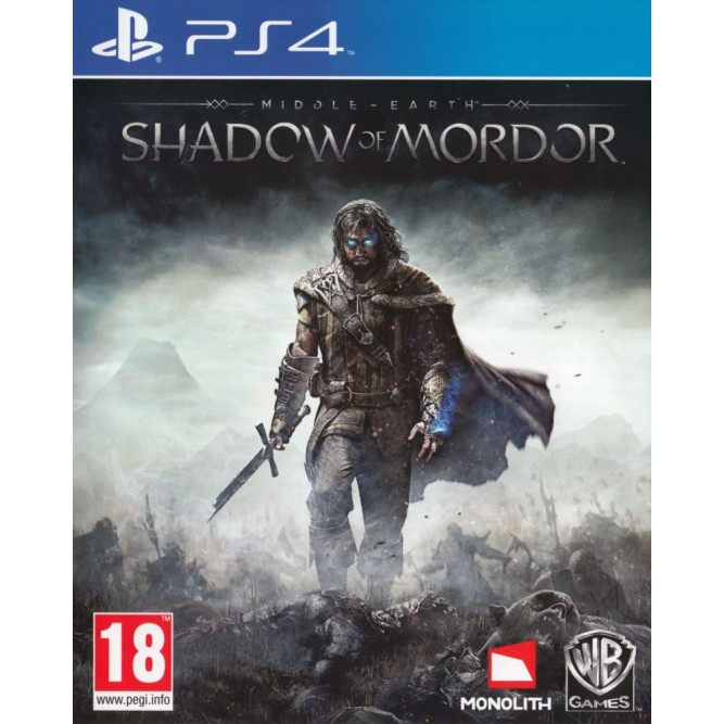 Игра Middle-Earth Shadow of Mordor (Тени Мордора) (PS4) б/у (eng)