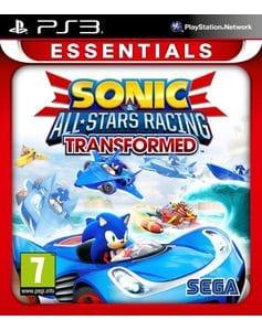 Игра Sonic & All-Star Racing: Transformed (PS3) б/у