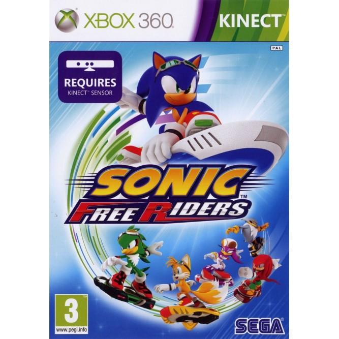 Игра Sonic: Free Riders (Только для Kinect) (Xbox 360) б/у