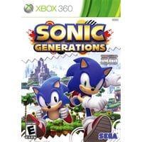 Игра Sonic Generations (Xbox 360) б/у