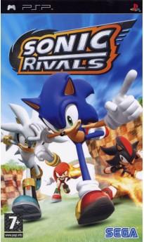 Игра Sonic Rivals (PSP) б/у