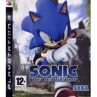 Игра Sonic the Hedgehog (PS3)