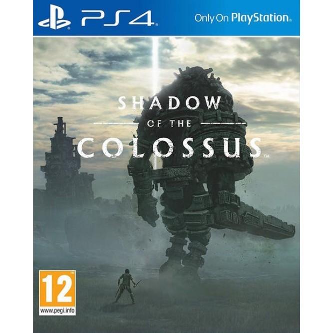 Игра Shadow of the Colossus. В тени колосса (PS4) (rus sub)