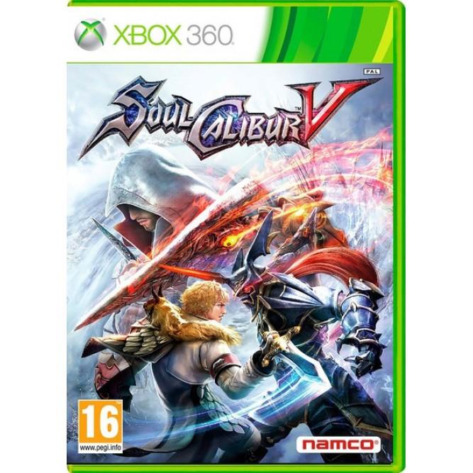 Игра SoulCalibur V (Xbox 360) б/у