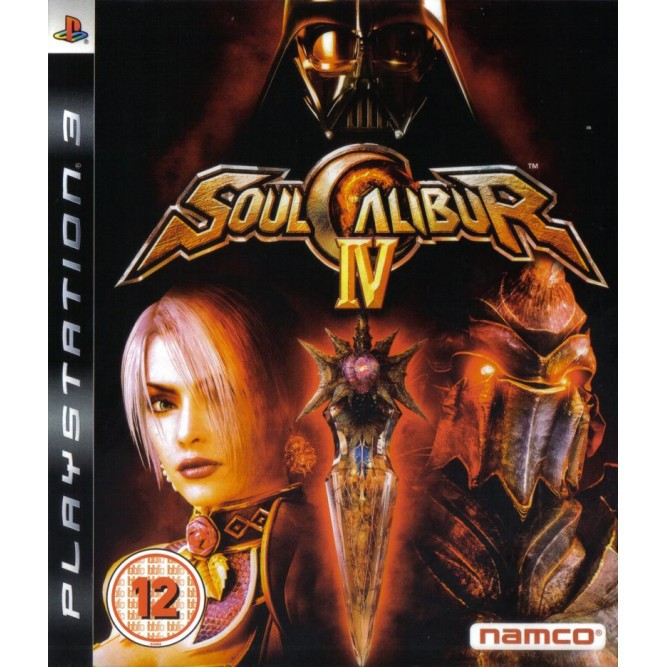 Игра SoulCalibur IV (PS3) б/у