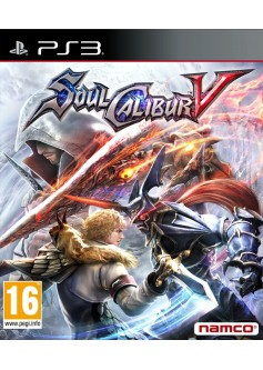 Игра Soul Calibur V (PS3) б/у